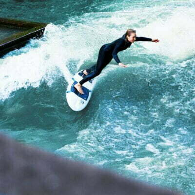 Front Pad KANOA Surfboards